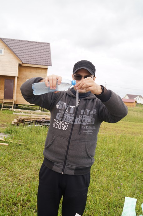 Анализ воды на загородном участке