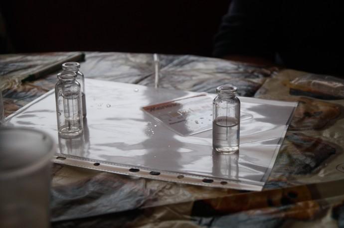 Результаты анализа воды на загородном участке