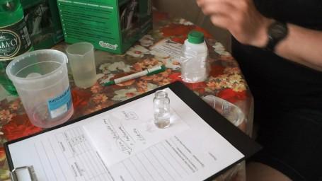 Анализ воды загородного участка
